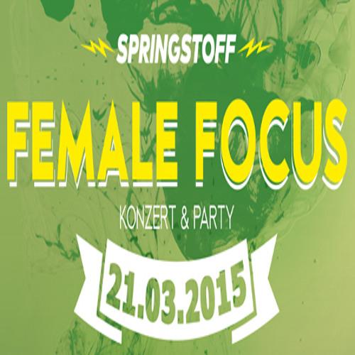 Female Hip Hop Live Set - Female Focus @ Cassiopeia