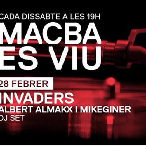 Reflexions En Plàstic 2.0 @ MACBA, Barcelona (28-02-15)