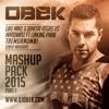 Like Mike & Dimitri Vegas Vs Hardwell Ft Linking Park - TremorNumb! (OBEK Mashup'15)