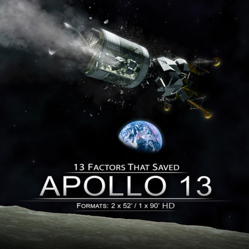 13 Factors That Saved Apollo 13