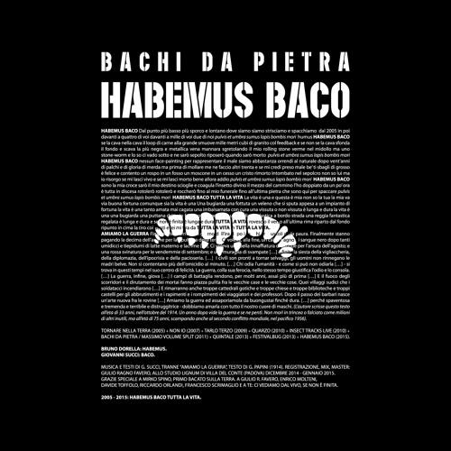 HABEMUS BACO Ep 2015