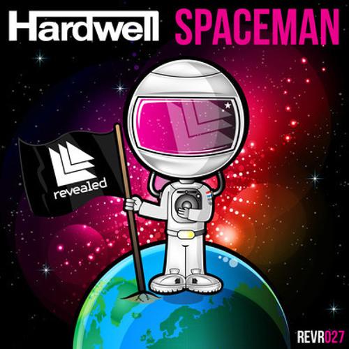 Hardwell VS. Calvin Harris ft. Ellie Goulding - Spaceman on the Outside (DVNNY MashUp)