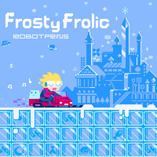Robotprins - 4th EP - Frosty Frolic