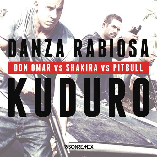 Don Omar vs Shakira vs Pitbull - Danza Rabiosa Kuduro (Ryson Remix).mp3