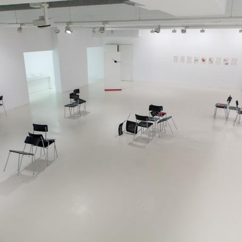 Priscila Fernandes talks about her most recent artwork/project '¿Y el Arte?'