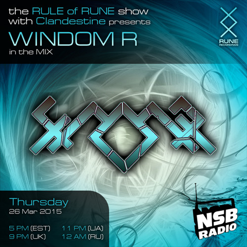 Rule Of Rune 048 - 2-Hr Showcase From Windom R (03.26.2015)