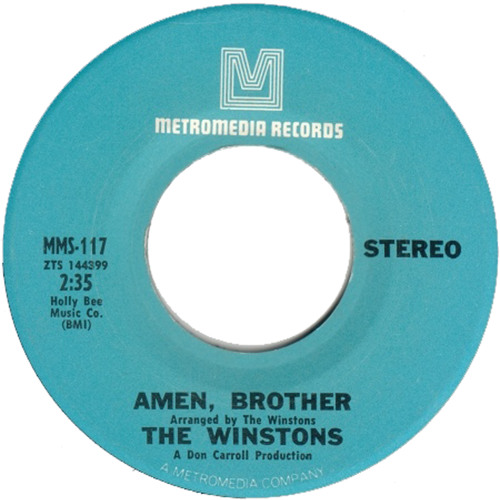 The Amen Break Campaign - Report For BBC World Service / Radio 4 - 29.03.15