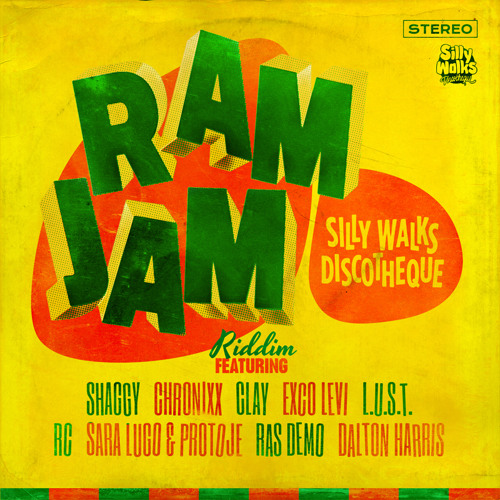 Ram Jam Riddim feat. Shaggy, Chronixx and more... [Megamix | Silly Walks Discotheque 2015]