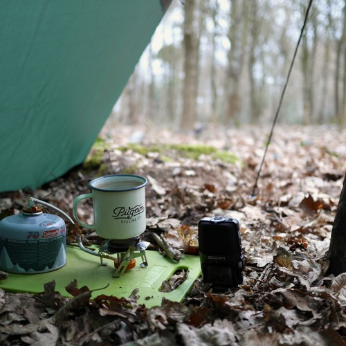 March Microadventure - A Foray Into The Woods