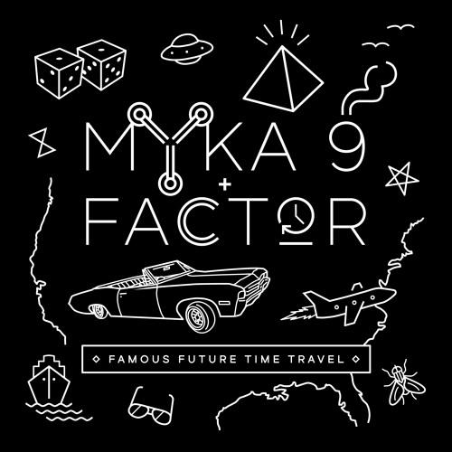 Myka 9 and Factor - Famous Future Time Travel