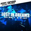 Mike Nrg - Lost In Dreams (Mr Matt & W - Jay 2015 Bootleg)