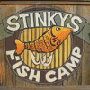 Chef Jim Richard Stinky's Fish Camp on Dawn Patrol