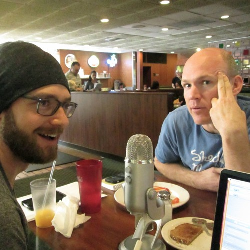 Podcast #27 3 30 2015 with Ben Shelton & Ross Marquand