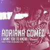 Selena Gomez ft. Zedd - I Want You To Know (cover by Adriana Gomez)