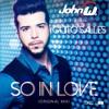 John W Feat Gutto Salles - So In Love (Brian Solis & Adrian Lagunas Remix)Previo