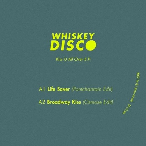 Life Saver (Pontchartrain Edit) [Sample, out now on Whiskey Disco Records]