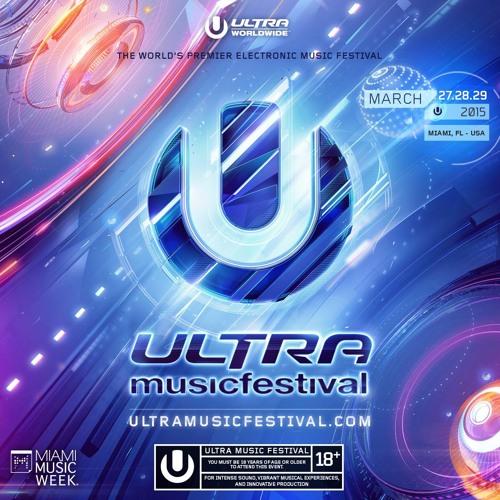Skrillex And Jack U - Live At Ultra Music Festival 2015 Miami 29 - 03 - 2015