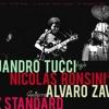 Álvaro Zavala trío en vivo en Senior Duncan