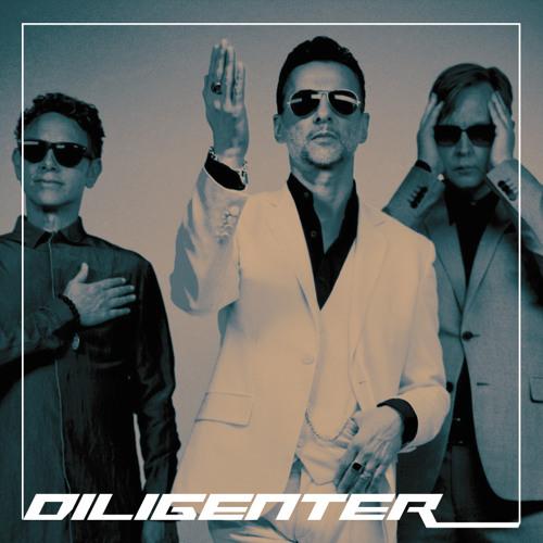 Depeche Mode - Enjoy the silence [ DILIGENTER Remix ]