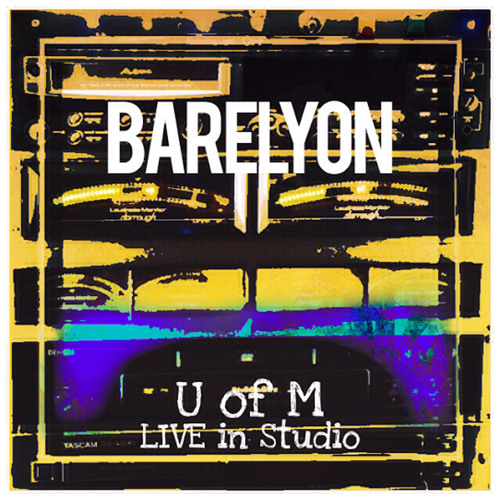 """Lose My Mind (Live Version)"" by Barelyon"