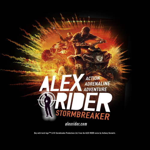 Stormbreaker by Anthony Horowitz - audio extract