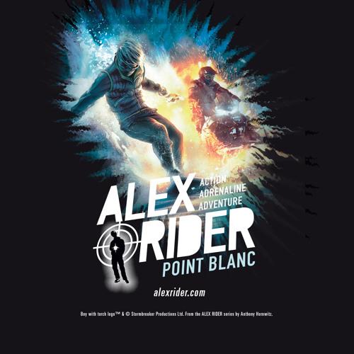 Point Blanc by Anthony Horowitz - audio extract