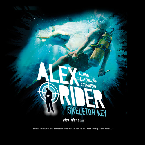 Skeleton Key by Anthony Horowitz - audio extract