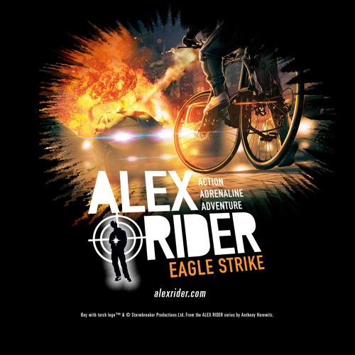 Eagle Strike by Anthony Horowitz - audio extract