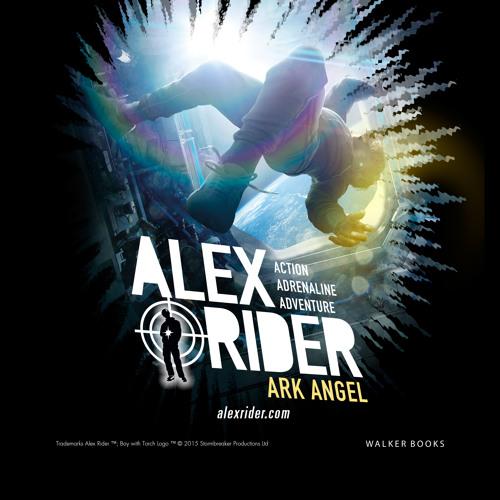 Ark Angel by Anthony Horowitz - audio extract