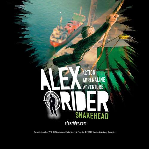 Snakehead by Anthony Horowitz - audio extract