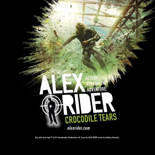 Crocodile Tears by Anthony Horowitz - audio extract