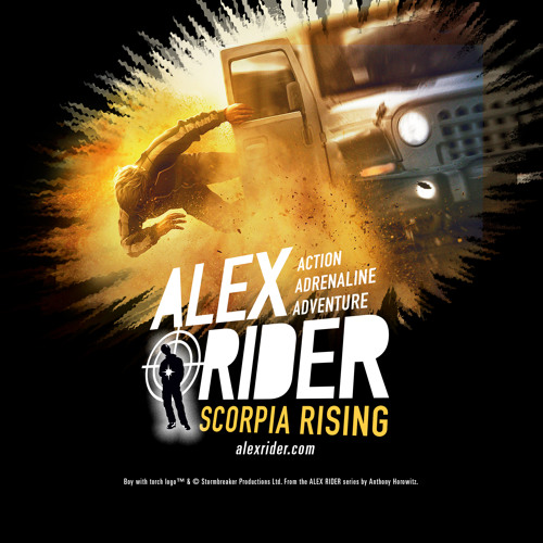 Scorpia Rising by Anthony Horowitz - audio extract