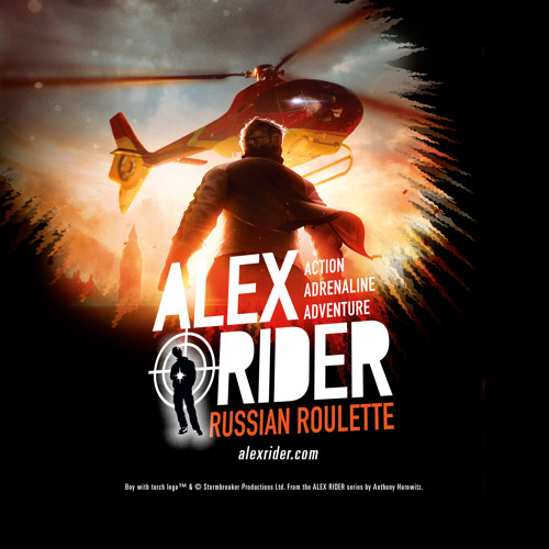 Russian Roulette by Anthony Horowitz - audio extract