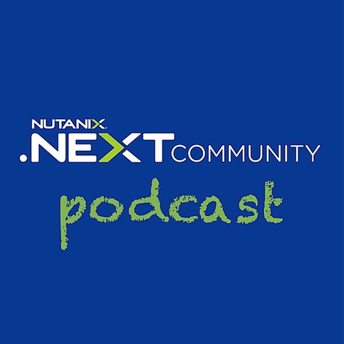 Nigel Poulton All Things Docker: Nutanix NEXT Community Podcast EP17