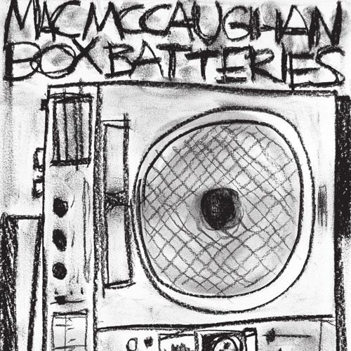 """Mac McCaughan """"Box Batteries"""" (Single Version)"""