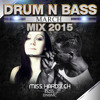 Drum N Bass - March Midimix 2015 - Miss Hardtech B2B DNBMC