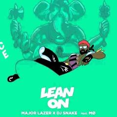 Major Lazer X DJ Snake X DJ AxXel - Lean On (Ambiance Club Remix)