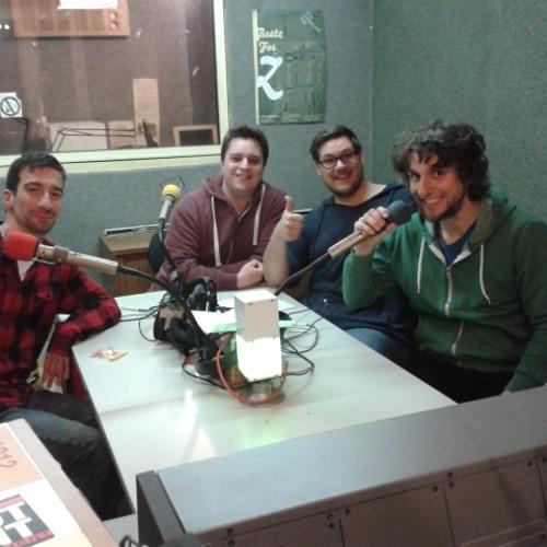 Radio Z Interview 30 Min 26.03.2015