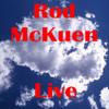 Rod McKuen- I've Been A Stranger All My Life