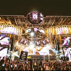Tiësto - Live at Ultra Music Festival 2015
