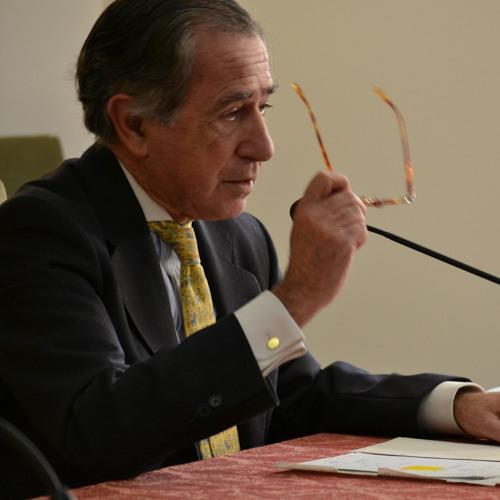 Enrique Rojas sobre la fermesa de qui ha de ser exemplar a les Jornades Castelldaura 2015