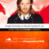 Angel Heredia vs David Guetta ft Sia - Ethnic Titanium (Mar10n K Mashup)