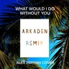What Would I Do Without You - Alex Zerman cover | J.A.K Remix