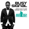 Busy Signal Watch Out Fi Reggae Night Album Cover