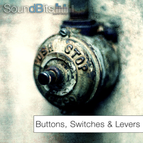 Buttons, Switches & Levers - Preview