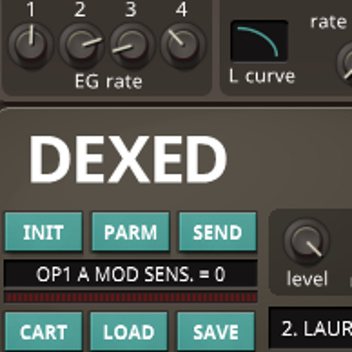 One Synth Challenge #74 - DEXED