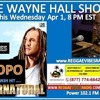 Iakopo Interview On The Wayne Hall Show Reggae Vibes Radio EPower102.1FM