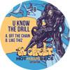 U KNO THE DRILL - Like Thiz - HOTSHIT018