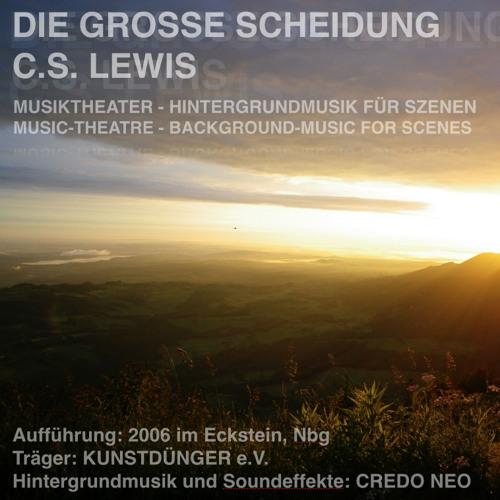 DIE GROSSE SCHEIDUNG nach C.S.Lewis von Benjamin Kelber