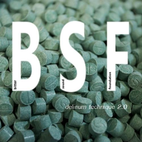 Bitter Sound Foundation - 'Delirium Technique 2.0'